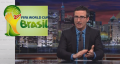 Before the World Cup starts this week, John Oliver enlightens Americans to the problem with FIFA