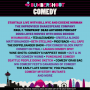 Bumbershoot announces its 2014 comedy line-up, includes Ted Alexandro, Beth Stelling, and Rory Scovel