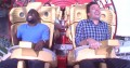 Kevin Hart has a fear of roller coasters, so Jimmy Fallon took him on one (video)