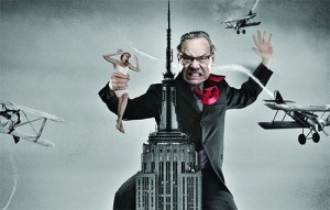 Lewis Black, Rant Is Due