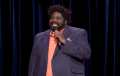"Ron Funches on The Tonight Show, ""I am not Questlove"""