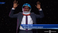 "Michel Che tries to find a safe reporting spot for an unarmed black man on ""The Daily Show"""