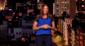 "Bonnie McFarlane on Letterman, ""You can be anything you want to be if you're a man"""
