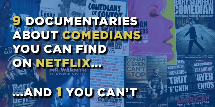 9 Documentaries