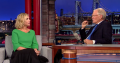 "Kristen Wiig tells Letterman how awkward it is to watch ""MacGruber"" with your dad"