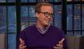 Chris Gethard talks 'TCGS' and comic book deaths on 'Late Night with Seth Meyers'