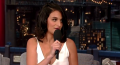 Jenny Slate sings as Marcel the Shell on Letterman