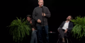 Brad Pitt and Louis CK join Zach Galifianakis on 'Between Two Ferns'