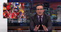"""John Oliver asks food manafacturers to """"Show us your peanuts"""""""