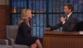 Amy Poehler does not remember meeting Seth Meyers