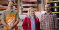 Nick Offerman, H. Jon Benjamin, and Sarah Baker star in 'Last Week Tonight's' Home Depot commercial