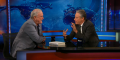 John Cleese talks to Jon Stewart about why nothing matters