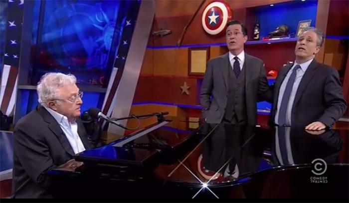 Colbert Sendoff