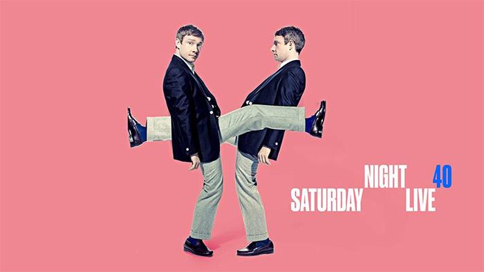 Martin Freeman - SNL