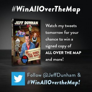 Jeff Dunham, All Over the Map