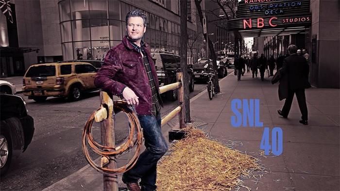 Blake Shelton SNL Bumpers