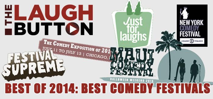 Best Comedy Festivals
