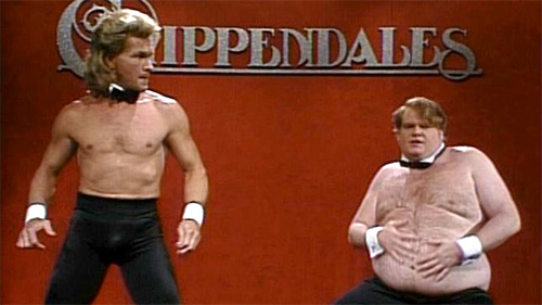 SNL Chippendales