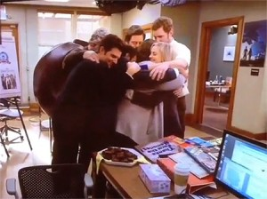 Parks and Rec goodbye