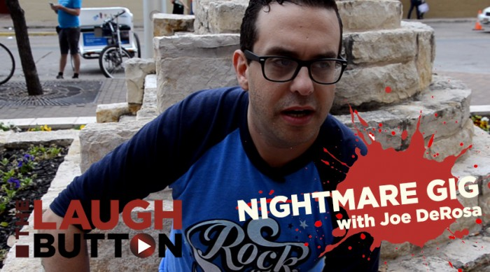 Joe DeRosa - Nightmare Gig