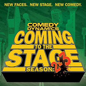 Coming To The Stage 2 and 3