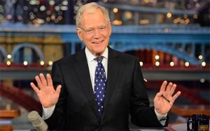 Letterman Goodbye