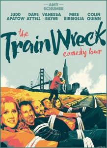 Trainwreck Comedy Tour