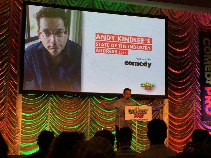 Andy Kindler JFL 2015