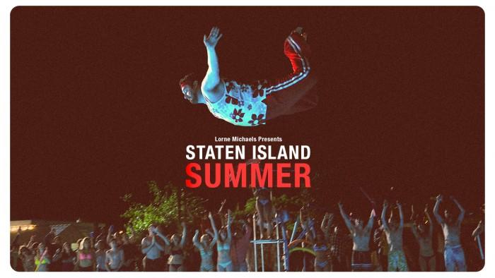Staten Island Summer Movie Poster