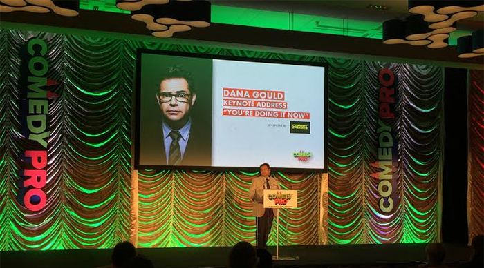 Dana Gould - Just For Laughs Keynote