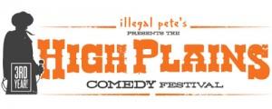 High Plains Comedy Festival 2015