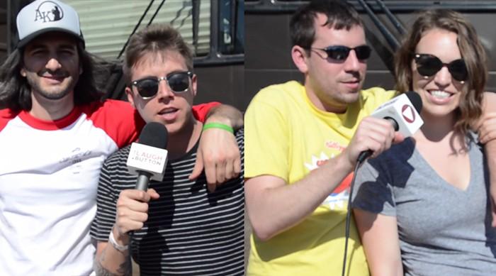 Warped Tour Comedians