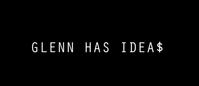 Glenn Has Ideas