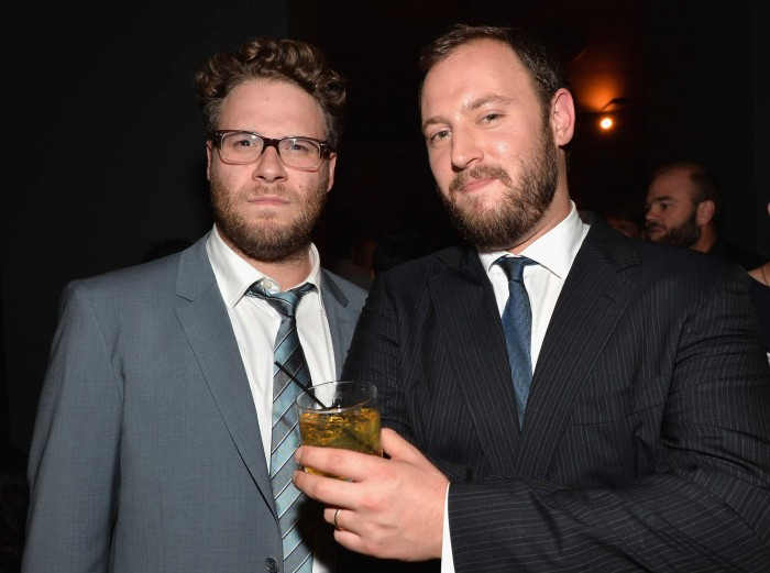 Seth Rogan Evan Goldberg