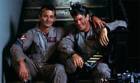Bill Murray, Dan Aykroyd