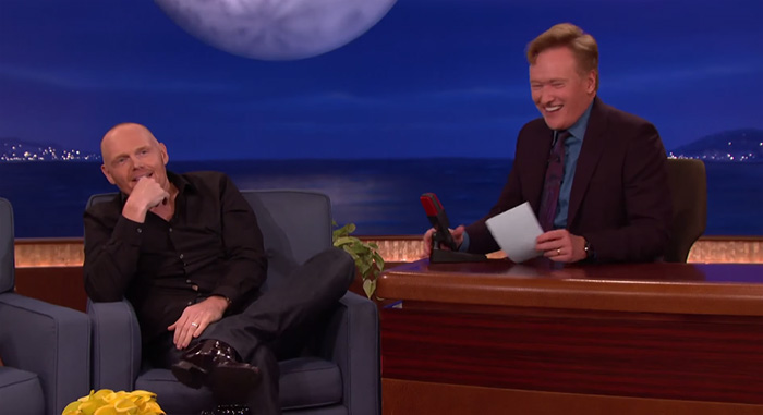 Bill Burr on Conan