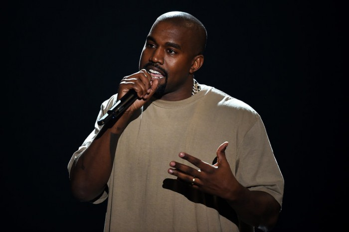 Kanye West stand-up