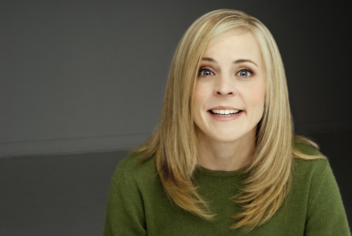 Maria Bamford photographed in Los Angeles, CA on January 13, 2009.