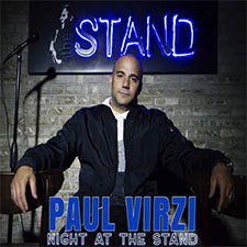 Paul Virzi - Night At The Stand