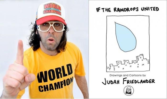 judah friedlander music video