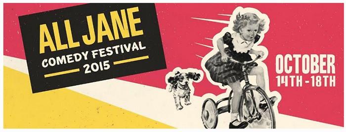 All Jane Comedy Festival