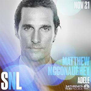 Matthew McConaughey SNL