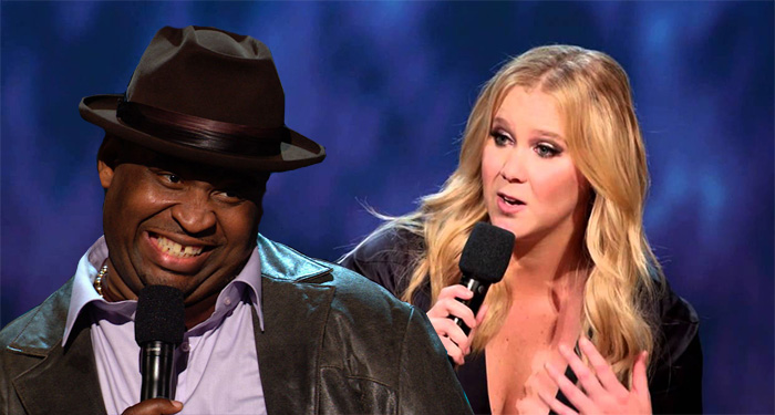 Patrice and Amy