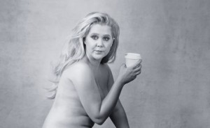 Amy Schumer Nude Half Pic