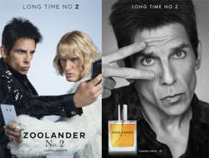 Zoolander 2 Posters