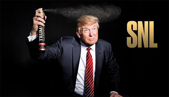 Trump SNL Bumpers
