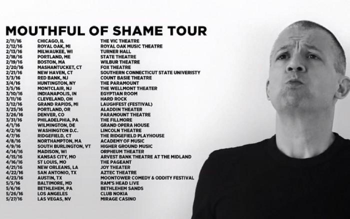 Jim Norton Tour