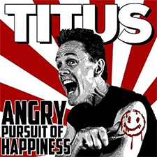 Christopher Titus - Angry Pursuit of Happiness