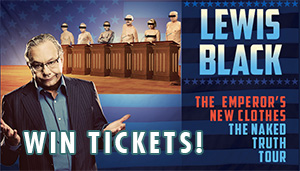 Lewis Black Contest