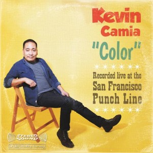 Kevin Camia Color Cover